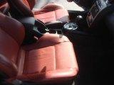 2008 Hyundai Tiburon GT Limited Front Seat