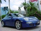 2007 Cobalt Blue Metallic Porsche 911 Carrera S Coupe #7786722