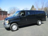 2008 Ford E Series Van Black