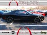 2013 Pitch Black Dodge Challenger SXT Plus #78181108