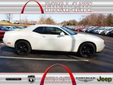 2013 Bright White Dodge Challenger SXT Plus #78181107