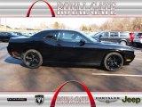 2013 Pitch Black Dodge Challenger SXT Plus #78181106