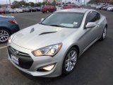 2013 Platinum Metallic Hyundai Genesis Coupe 3.8 Grand Touring #78181160