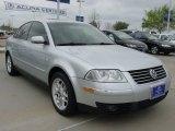 2003 Reflex Silver Metallic Volkswagen Passat GLS Sedan #78181080