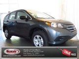 2013 Polished Metal Metallic Honda CR-V LX #78181078