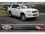2013 Blizzard White Pearl Toyota 4Runner SR5 4x4 #78181037