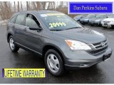 2011 Polished Metal Metallic Honda CR-V LX 4WD #78181031