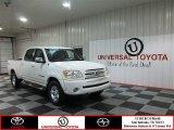 2005 Natural White Toyota Tundra SR5 Double Cab 4x4 #78181194