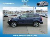 2010 Royal Blue Pearl Honda CR-V EX AWD #78181324