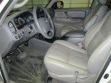 2005 Toyota Tundra SR5 Double Cab 4x4 Dark Gray Interior