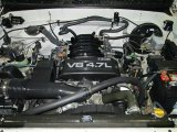 2005 Toyota Tundra SR5 Double Cab 4x4 4.7 Liter DOHC 32-Valve V8 Engine
