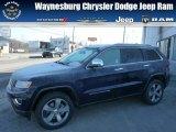 2014 True Blue Pearl Jeep Grand Cherokee Limited 4x4 #78203378