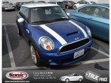 2007 Lightning Blue Metallic Mini Cooper S Hardtop #78203413