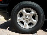 Land Rover Discovery II Wheels and Tires