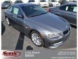 2012 Space Grey Metallic BMW 3 Series 328i Coupe #78203408