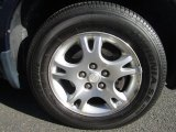 Dodge Grand Caravan 2001 Wheels and Tires