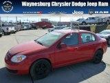 2007 Victory Red Chevrolet Cobalt LT Sedan #78203392