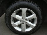 Nissan Murano 2009 Wheels and Tires