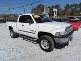 2001 Bright White Dodge Ram 1500 SLT Club Cab 4x4 #78214376
