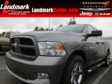 2012 Mineral Gray Metallic Dodge Ram 1500 ST Quad Cab #78213927