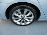 Hyundai Sonata 2012 Wheels and Tires