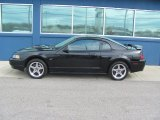 2003 Black Ford Mustang GT Coupe #78214479