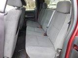 2008 Chevrolet Silverado 1500 LT Extended Cab 4x4 Rear Seat