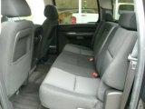 2010 Chevrolet Silverado 1500 LS Crew Cab 4x4 Rear Seat