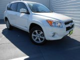 2011 Super White Toyota RAV4 V6 Limited #78214037