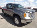2013 GMC Sierra 2500HD SLT Extended Cab 4x4 Data, Info and Specs