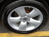 Acura RDX 2009 Wheels and Tires
