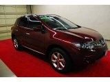 2010 Merlot Red Metallic Nissan Murano SL #78213894