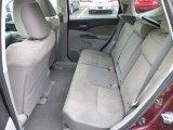 2012 Honda CR-V EX 4WD Rear Seat