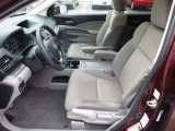 2012 Honda CR-V EX 4WD Front Seat