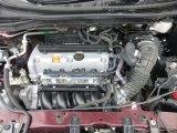 2012 Honda CR-V EX 4WD 2.4 Liter DOHC 16-Valve i-VTEC 4 Cylinder Engine