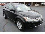 2007 Super Black Nissan Murano S AWD #78214228