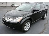 2007 Nissan Murano Super Black