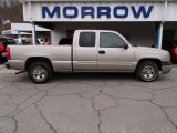 2003 Light Pewter Metallic Chevrolet Silverado 1500 LS Extended Cab #78213885