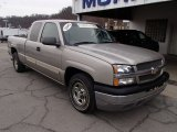 2003 Chevrolet Silverado 1500 Light Pewter Metallic