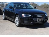 2013 Brilliant Black Audi A4 2.0T quattro Sedan #78214343