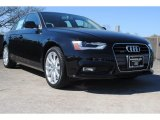 2013 Brilliant Black Audi A4 2.0T quattro Sedan #78214342