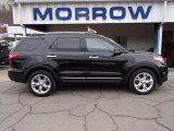 2013 Tuxedo Black Metallic Ford Explorer Limited 4WD #78213872