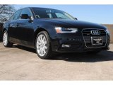 2013 Brilliant Black Audi A4 2.0T quattro Sedan #78214336