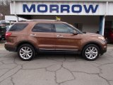2011 Golden Bronze Metallic Ford Explorer Limited 4WD #78213870