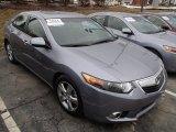 2012 Forged Silver Metallic Acura TSX Sedan #78214425