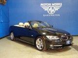2011 Black Sapphire Metallic BMW 3 Series 335i Convertible #78213758