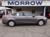 2013 Sterling Gray Metallic Ford Fusion S #78213866