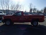 2013 Victory Red Chevrolet Silverado 1500 Work Truck Regular Cab #78214417