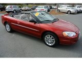 2004 Chrysler Sebring Inferno Red Pearl