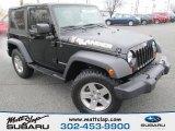 2010 Black Jeep Wrangler Sport Islander Edition 4x4 #78214106